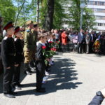 Торжественные собрания и мероприятия, посвященные Дню радио, дню Победы и дню рождения завода